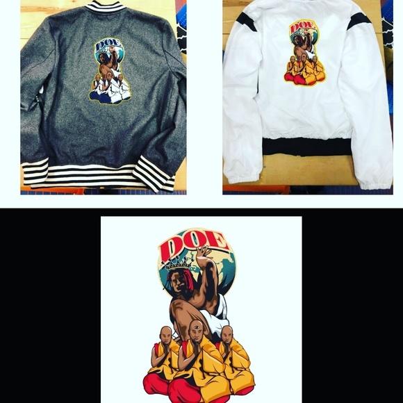 Doe Jackets & Blazers - Clothing